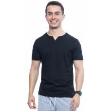 Camiseta basica gola portuguesa king swag